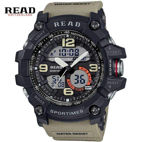 Image of Mens Sport Digital Watch [ 6 Color Available ]