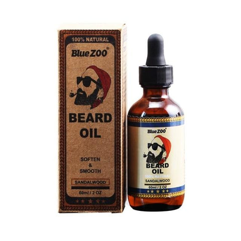 Image of Sandalwood Beard Oil