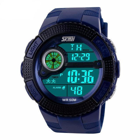Image of Men's Digital Gym Watch