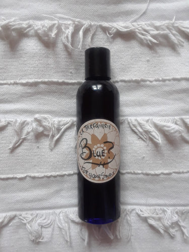 BLUE? - 4oz Massage Oil Bottle