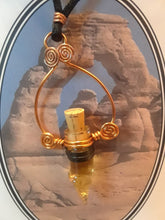 Whirling Dervish Pendant