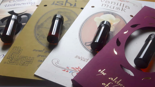 Clouds of Unknowing, Ishi, Vanilla Musk and Beyond Sex Natural Perfume Inexpensive Gift