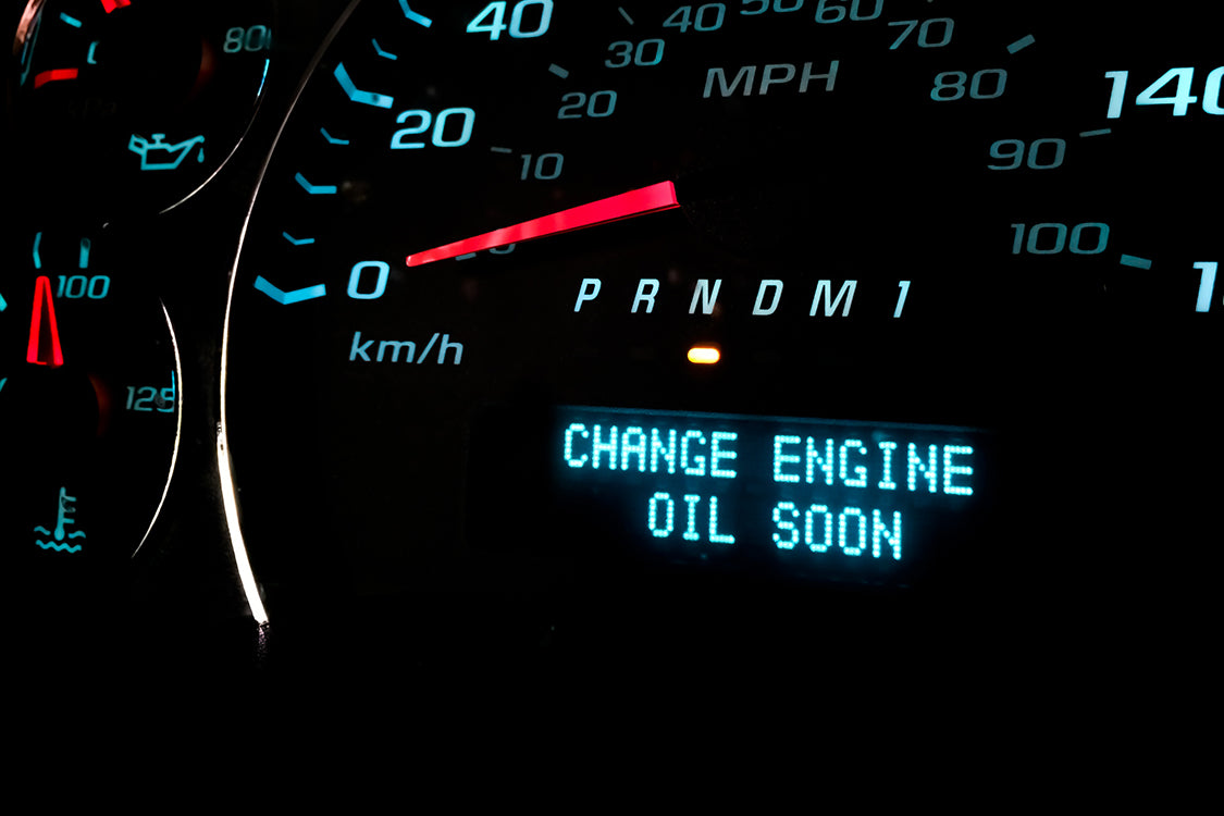 When is my oil change really due?