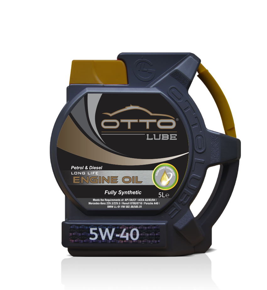 Engine Oil 5W-40