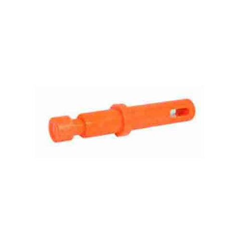 Plugs - Orange - Qty 10