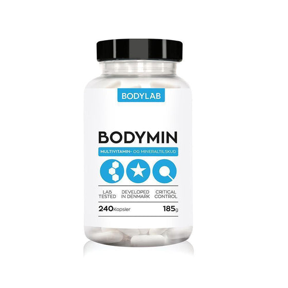 Bodylab Multivitamins Bodylab Bodymin (240 caps)