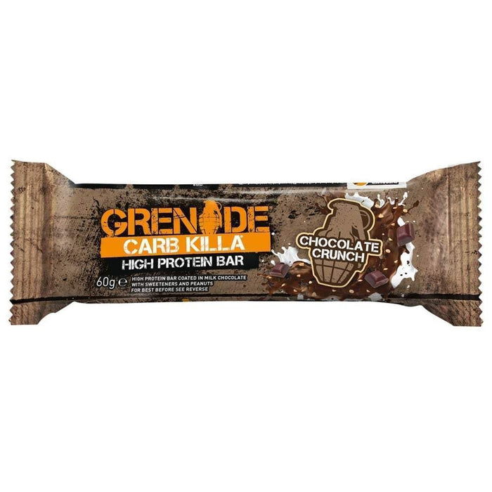 Grenade Protein Bar Chocolate Crunch Grenade CARB KILLA® Proteīna batoniņš (60 g)