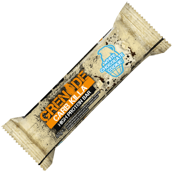 Grenade Protein Bar White Chocolate Cookie Grenade CARB KILLA® Proteīna batoniņš (60 g)