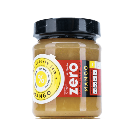 Mr. Djemius Mango Low-Calorie Jam (270 g)