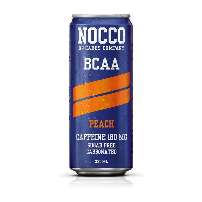 Nocco Energy Drink Peach Nocco BCAA (330 ml)