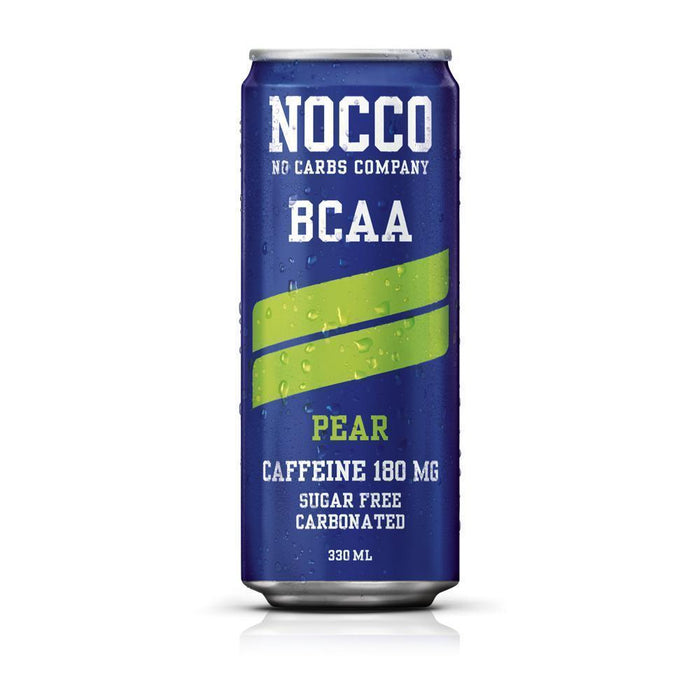 Nocco Energy Drink Pear Nocco BCAA (330 ml)