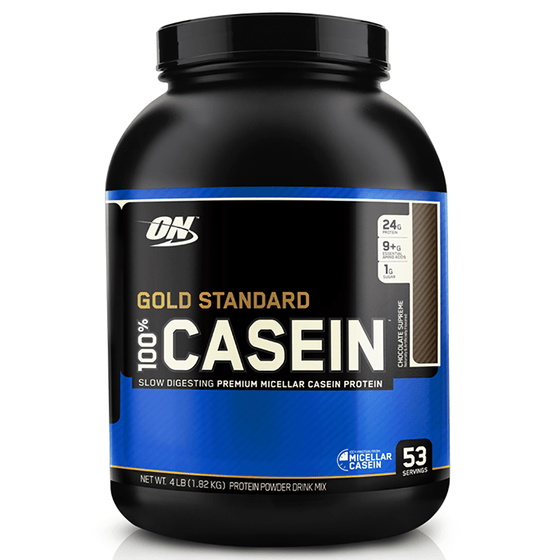 Optimum Nutrition Proteīni Optimum Nutrition Gold Standard 100% Casein (1816 g)