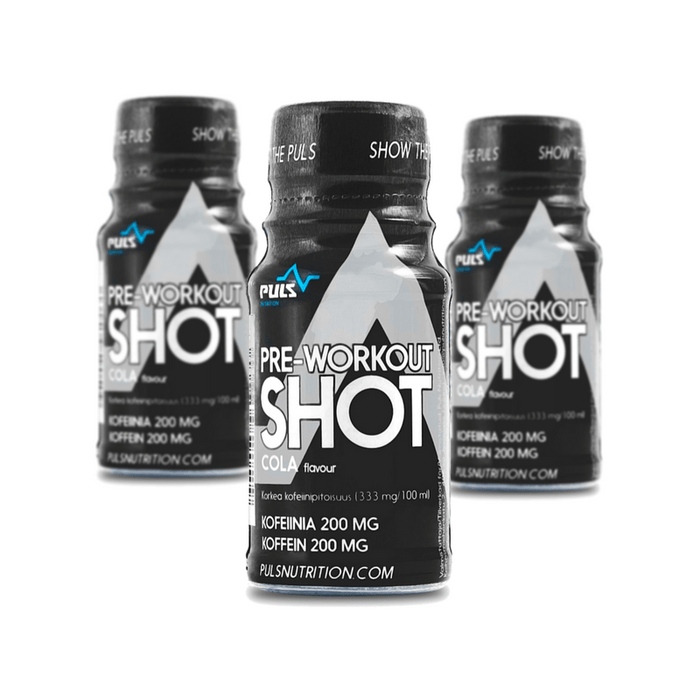 Puls Nutrition Cola PULS Preworkout Shot (60 ml)