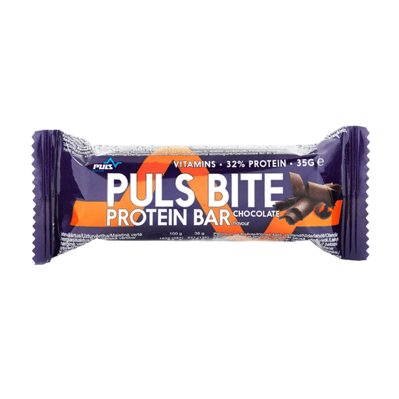 Puls Nutrition Protein Bar Chocolate PULS BITE Protein Bar (35 g)