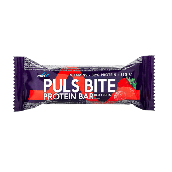 Puls Nutrition Protein Bar Red Fruits PULS BITE Protein Bar (35 g)