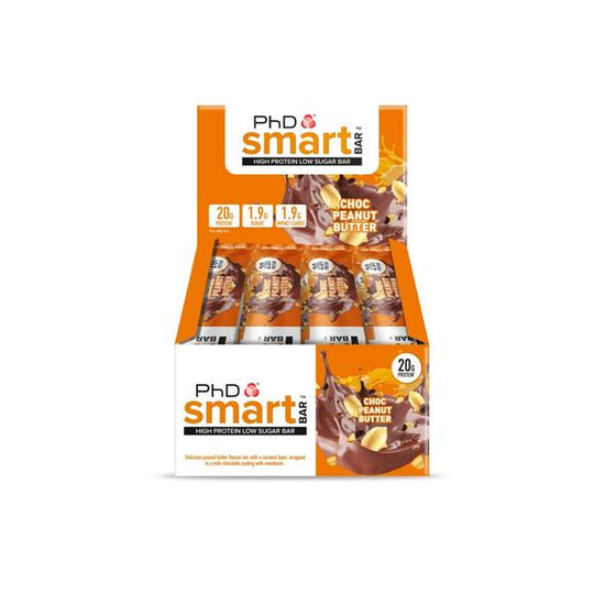PhD Nutrition Smart Bar™ (12 x 64 g)