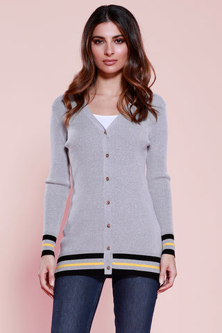Novelty Knit Cardigan