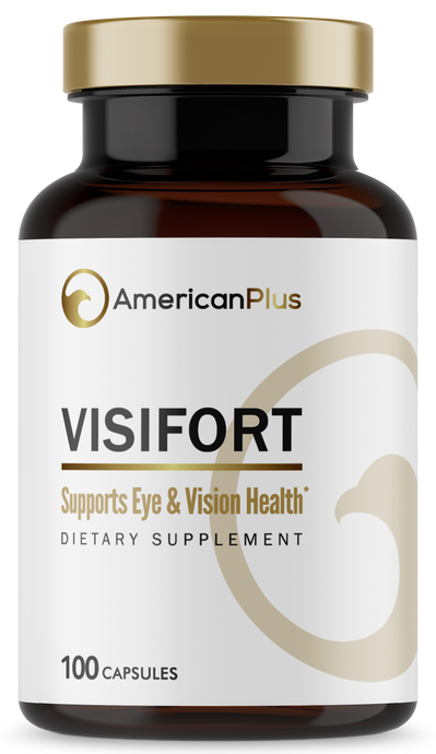 Visifort eye vitamins for eye health