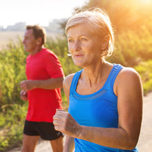 Exercise helps support healthy blood sugar, cholesterol, and blood pressure levels