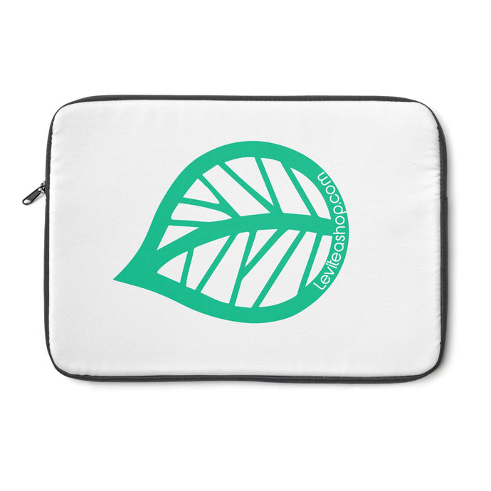Leaf Logo Laptop Sleeve