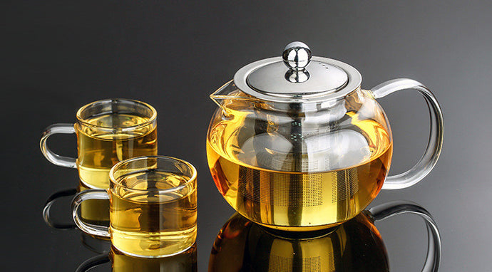 Perfect Glass Tea set