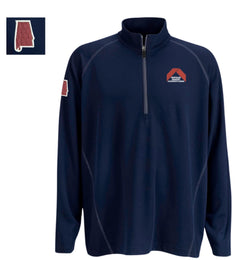 Men's Performance 1/4 Zip Navy
