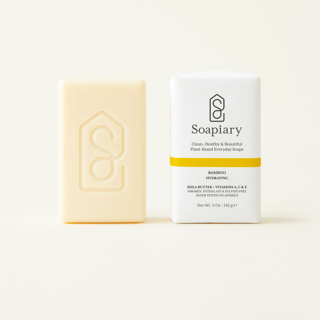 Soapiary Hydrating Bamboo Soap