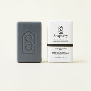 Soapiary Charcoal & Citrus Bar Soap