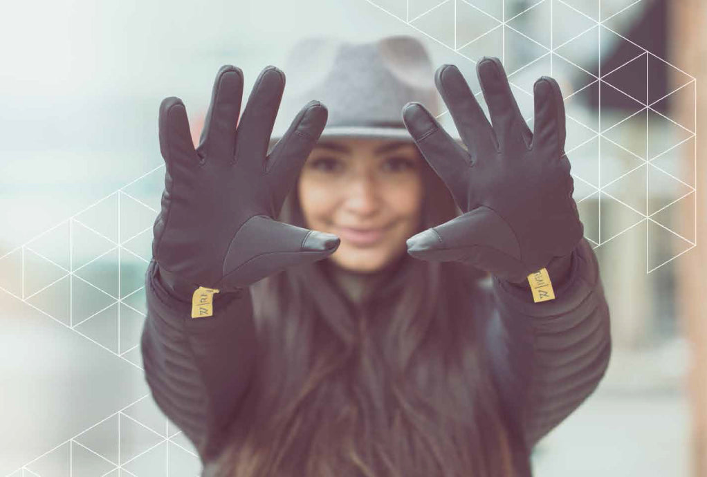 "Heated ""Fingers"" Gloves"