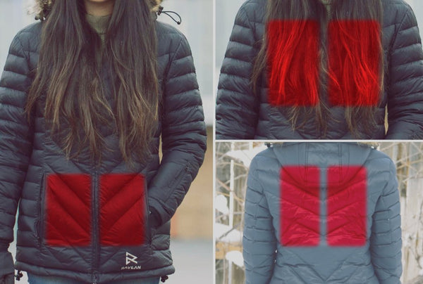 heated jacket product image