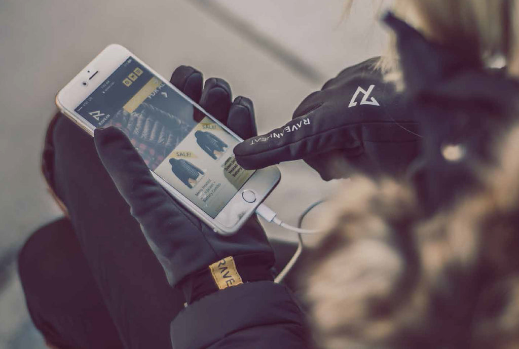 Touch Screen Sensitive Gloves