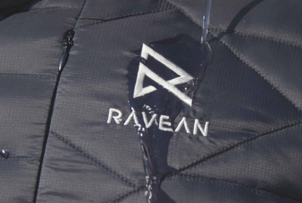 WATER-RESISTANT NYLON SHELL