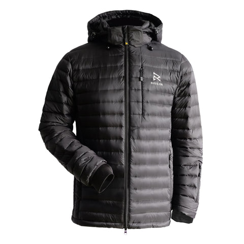 Men's Down X Heated Jacket (No Battery)- Kickstarter