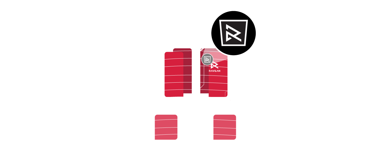 Ravean Heated Down Jacket