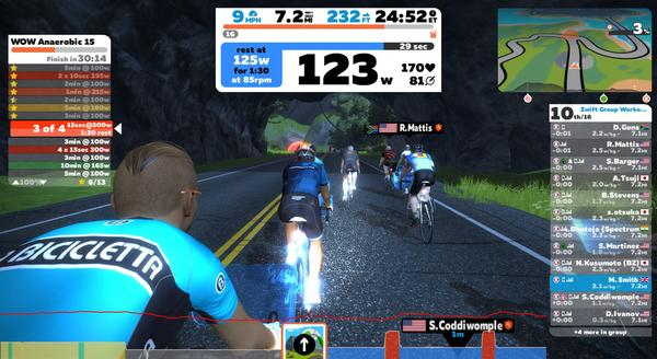 Zwift 101 - Learn to Zwift with La Bicicletta