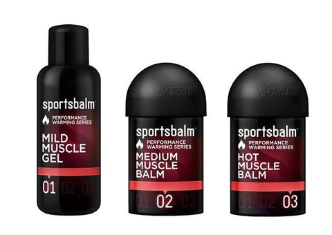 SportsBalm Performance Warming Series