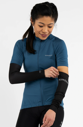 Peppermint Signature Arm Warmers