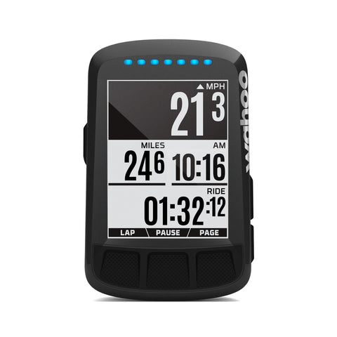 Wahoo ELEMNT Bolt - Stealth Edition