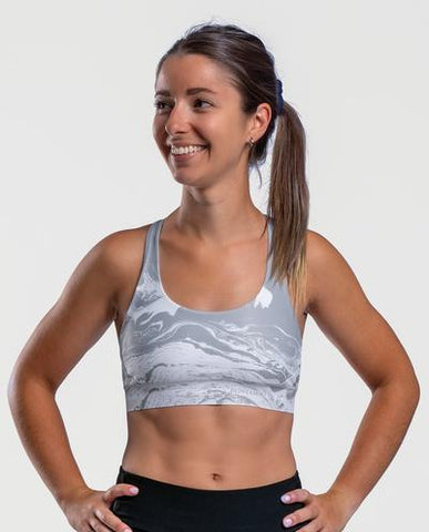 Peppermint Signature Sports Bra