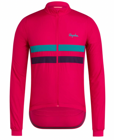 Rapha Brevet Long Sleeve Windblock Jersey