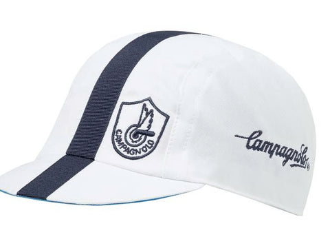 Campagnolo PREMIUM Cycling Cap - White Edition