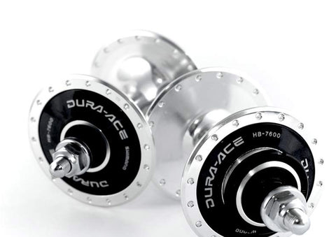 Shimano Dura-Ace 7600 Track Hubset