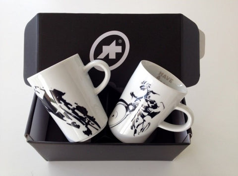 ASSOS Coffee Mug Set