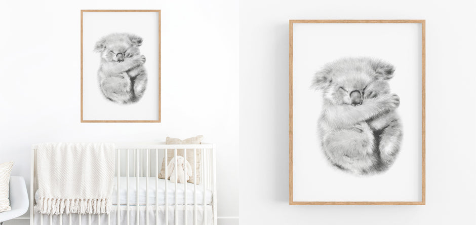 nursery prints - kids wall art
