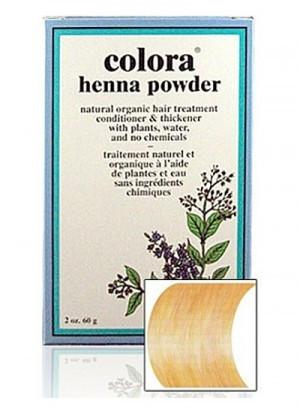 Natural Henna Hair Coloring Powder - Natural Henna Hair Coloring Powder - Apricot Gold Powder