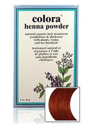 Natural Henna Hair Coloring Powder - Natural Henna Hair Coloring Powder - Auburn Powder