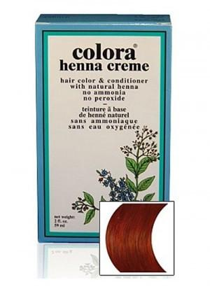 Natural Henna Hair Coloring Cream - Natural Henna Hair Coloring Cream - Auburn Cream