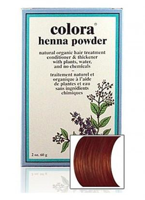 Natural Henna Hair Coloring Powder - Natural Henna Hair Coloring Powder - Brown Powder