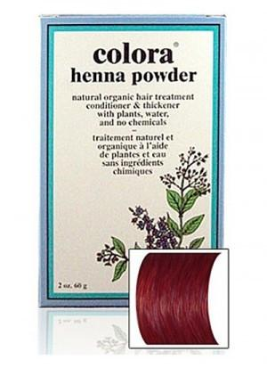 Natural Henna Hair Coloring Powder - Natural Henna Hair Coloring Powder - Burgundy Powder