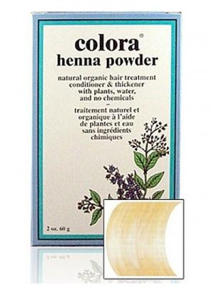 Natural Henna Hair Coloring Powder - Natural Henna Hair Coloring Powder - Buttercup Blonde Powder